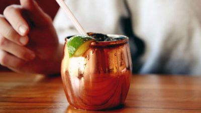 Moscow Mule Drink Picture