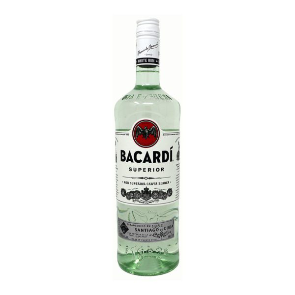 Bacardi Rum Bottle Picture