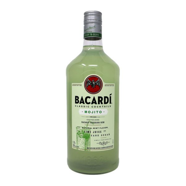 Bacardi Mojito Bottle Picture