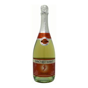 Barefoot Bubbly Orange Bottle Picture