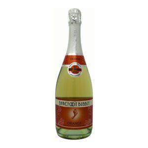 Barefoot Bubbly Orange Bottle Picture
