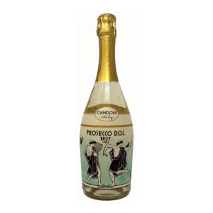 Candoni Prosecco Bottle Picture