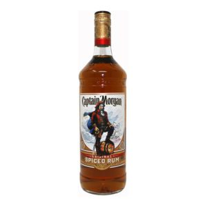 captain morgan spiced rum bottle picture