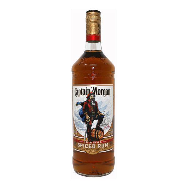 captain morgan spiced rum bottle picture