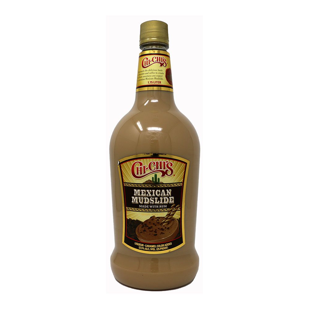 Chi Chis Mexican Mudslide Bottle Picture