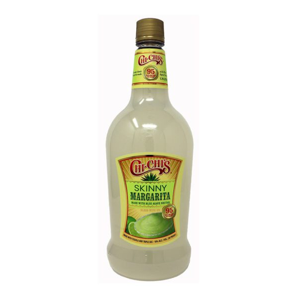 chi chis skinny margarita bottle picture