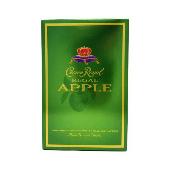 crown royal apple bottle picture