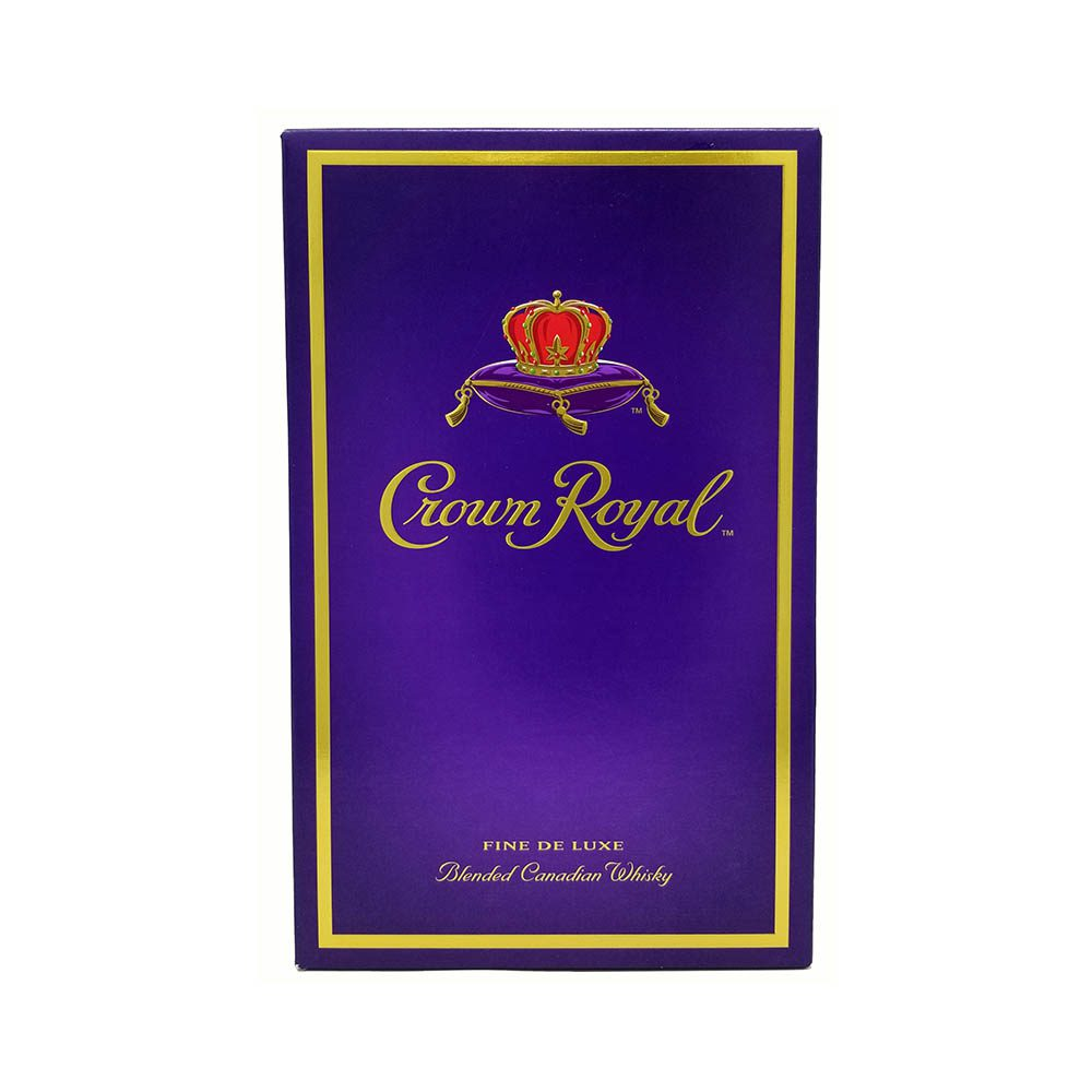 Crown Royal Bottle PIcture