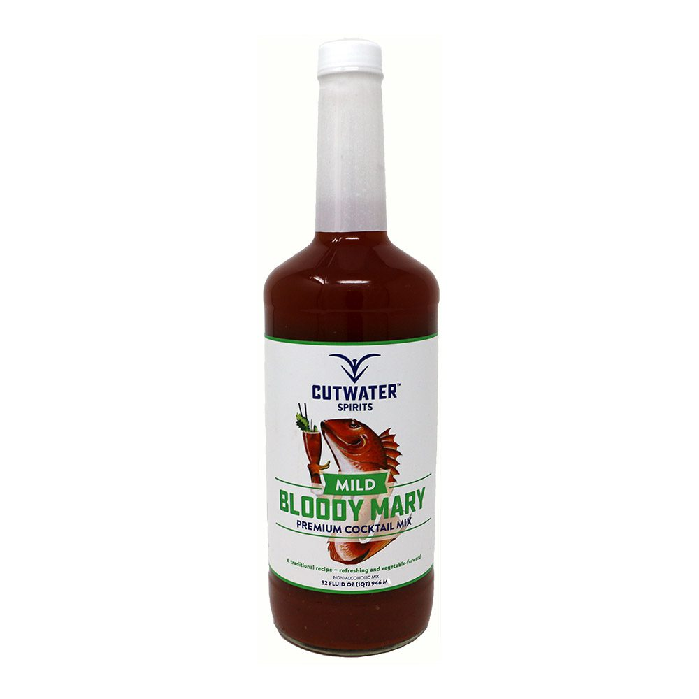 Cutwater spirits mild bloody mary mix