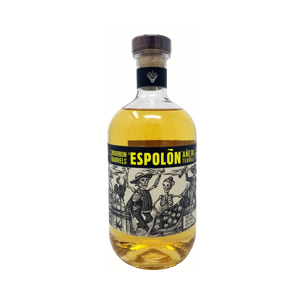 espolon anejo tequila botle picture