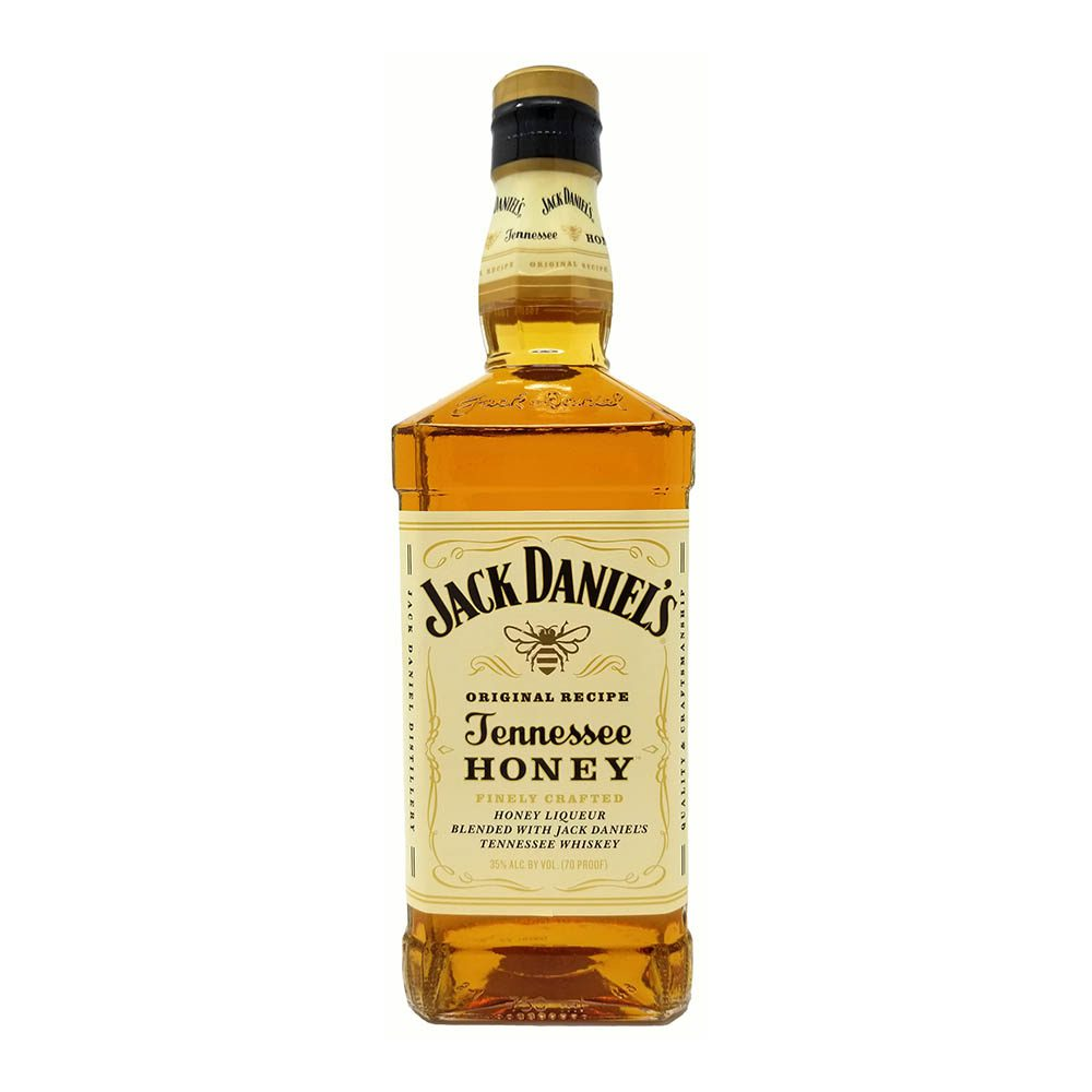 jack daniels tennesee honey whiskey bottle picture