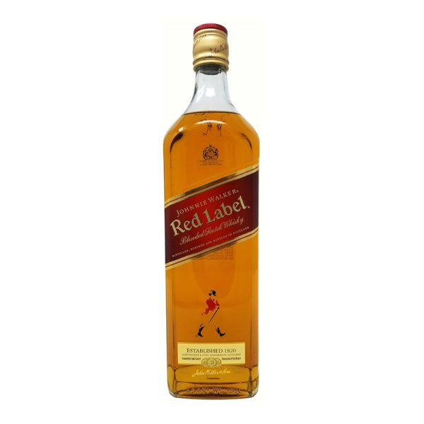 johnnie walker red bottle picture