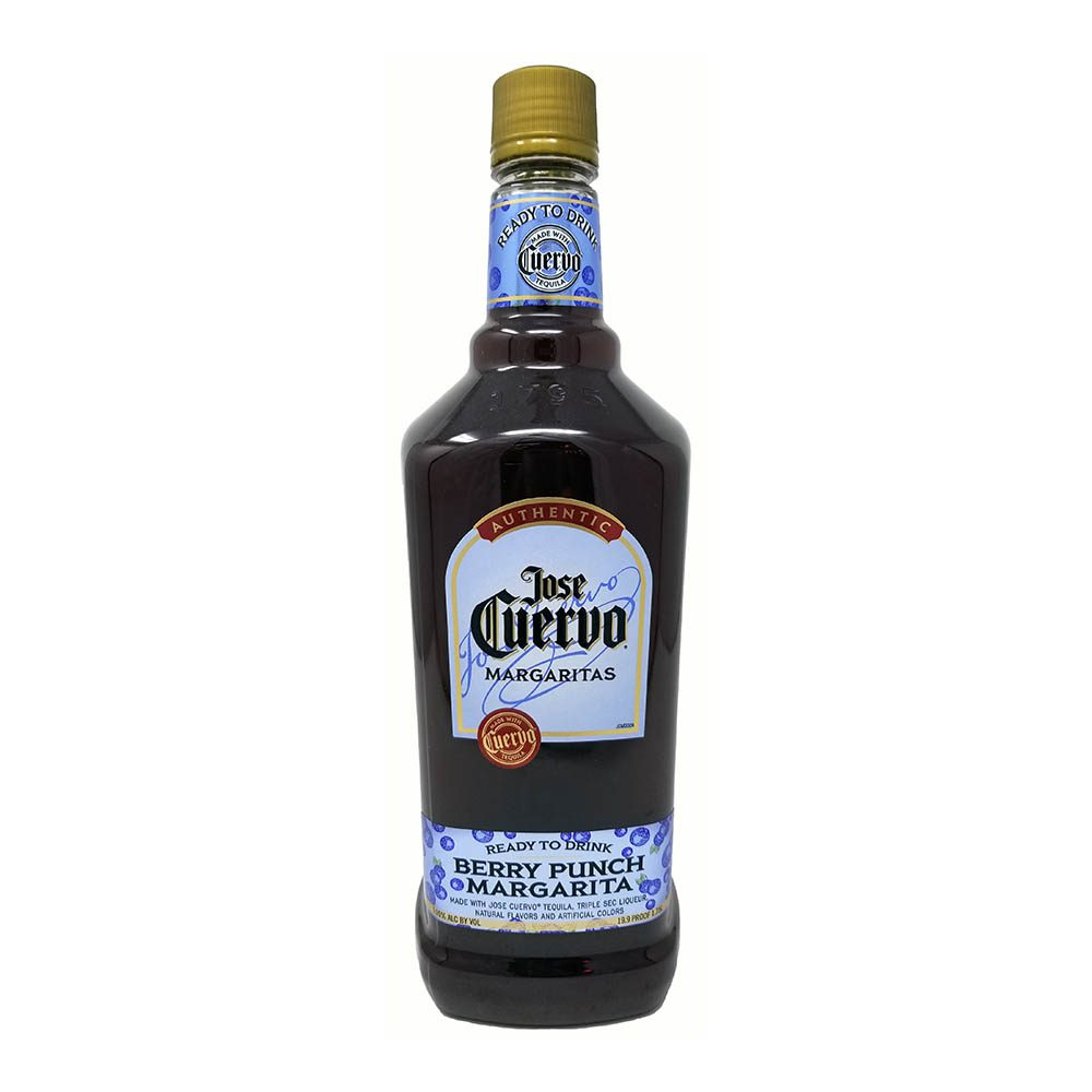 jose cuervo berry margarita punch bottle picture