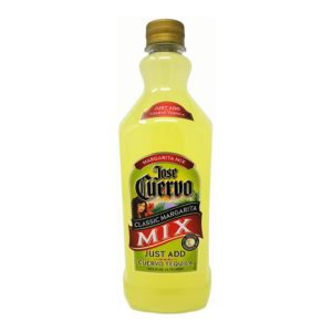 jose cuervo classic margarita mix bottle picture