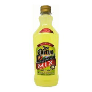 jose cuervo classic margarita mix bottle picture