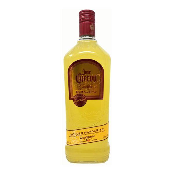 Jose cuervo golden margaritas bottle picturre