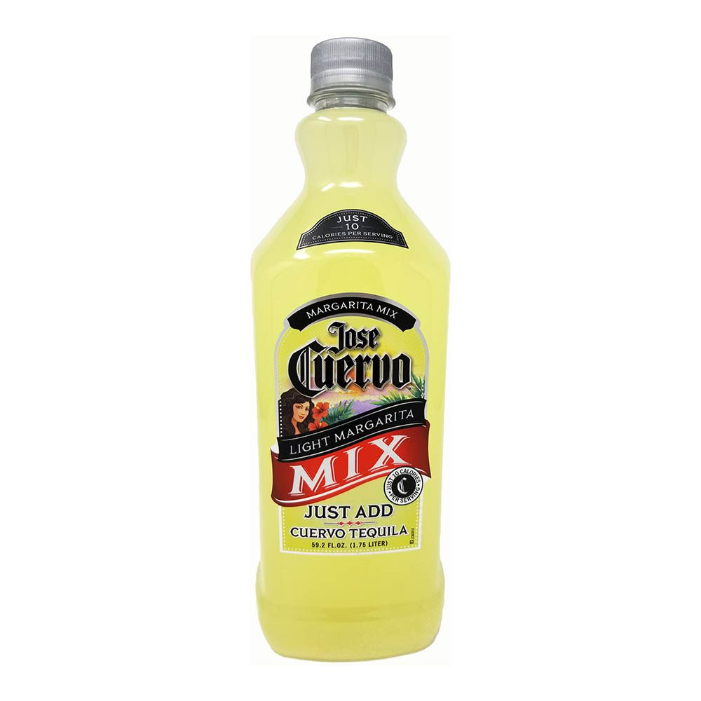 jose cuervo light margarita mix bottle picture