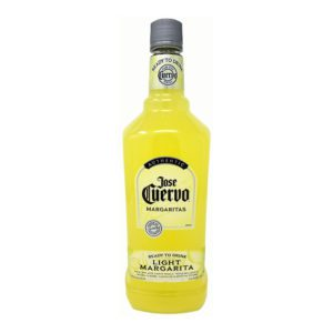 jose cuervo light margartia bottle picture