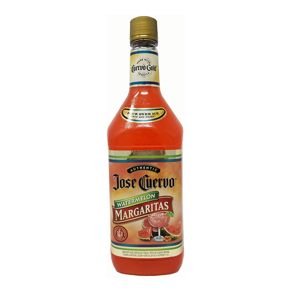 jose cuervo watermelon margartia bottle picture