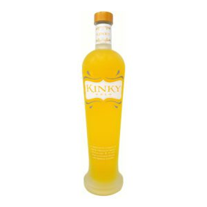 Kinky gold liqueur bottle picture