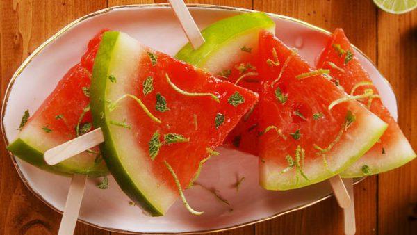 Picture of Watermelon Mojito Pops