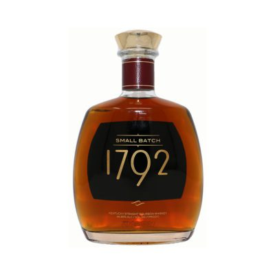 1792 Small Batch Bourbon Bottle Picture