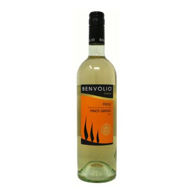 Picture of Benvolio Pinio Grigio Wine Bottle