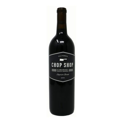 Chop Shop Cabernet Sauvignon Bottle Picture