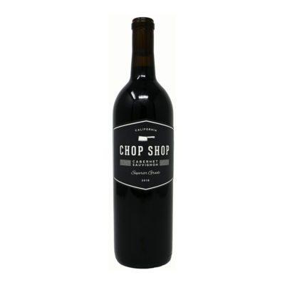 Chop Shop Cabernet Sauvignon Bottle Picture