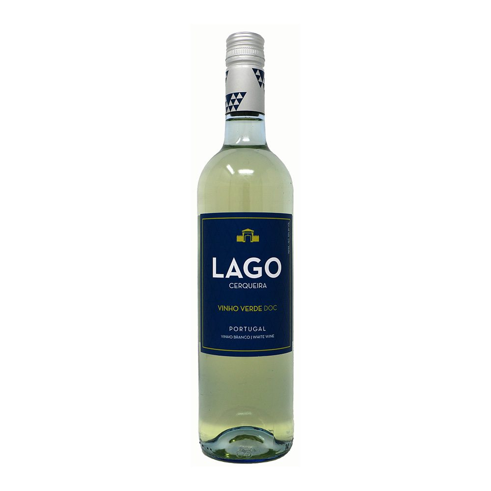 Lago Cerqeira Vinho Verde Doc Wine Bottle Picture