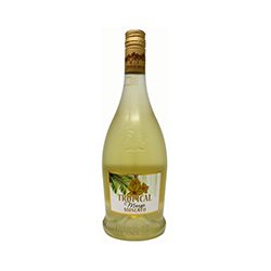 Tropical Mango Moscato Bottle PIcture
