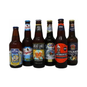 Oktoberfest Beer Assorted Beer Bottles Picture