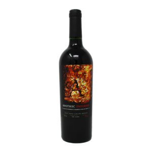 apothic inferno red blend wine bottle picture