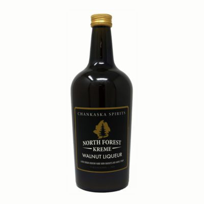 Chankaska north forest kreme walnut liqueur