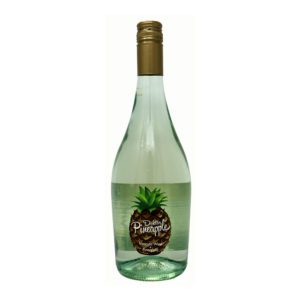 Doktor PIneapple Moscato Bottle PIcture