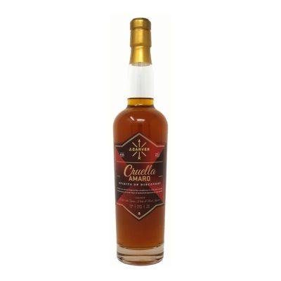 J Carver Cruella Amaro Bottle picture