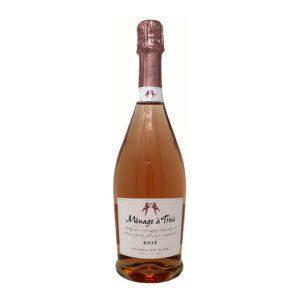 menage a trois rose bottle picture