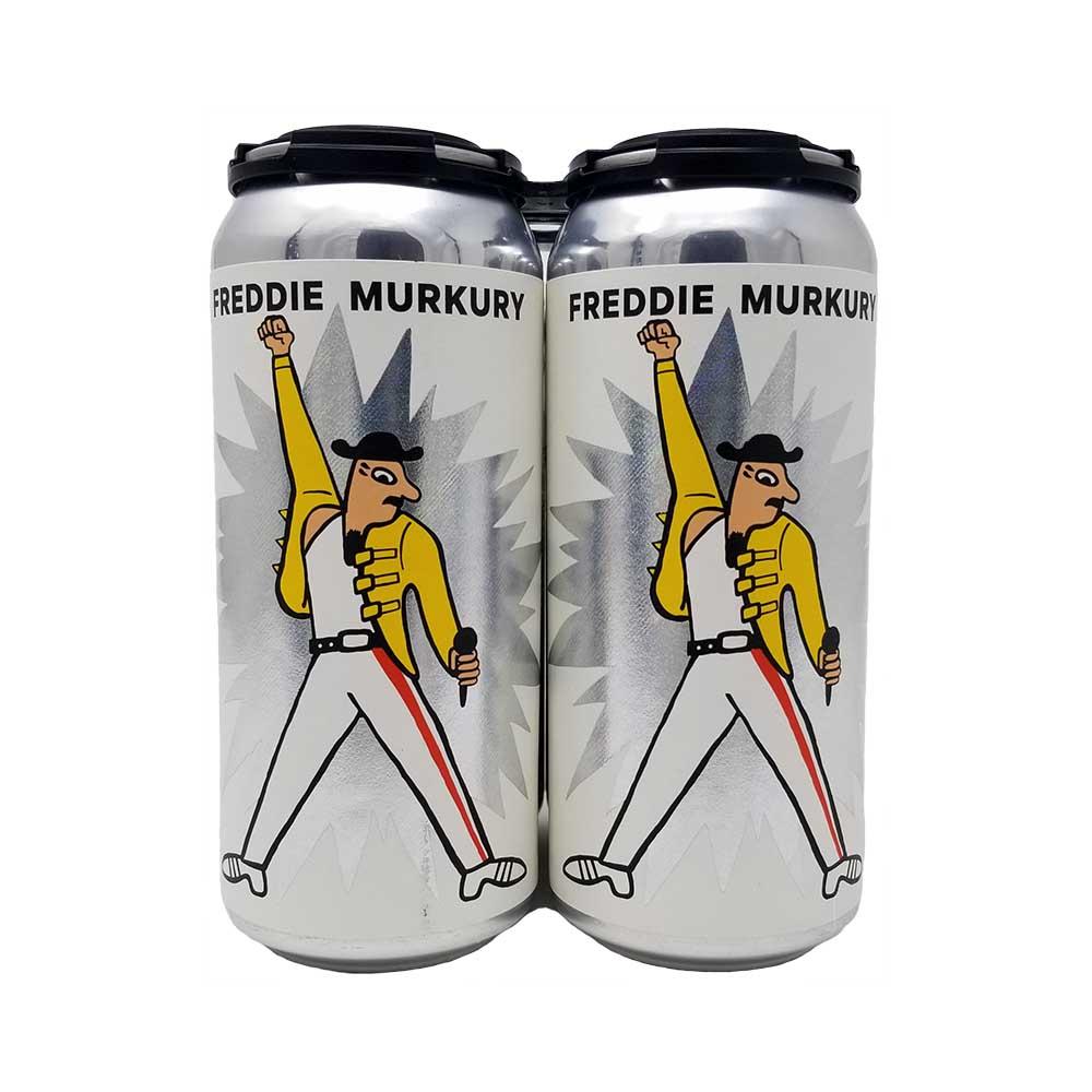 freddie murkury beer cans picture