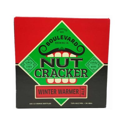 boulevard Brewing Nut cracker winter warmer beer piture