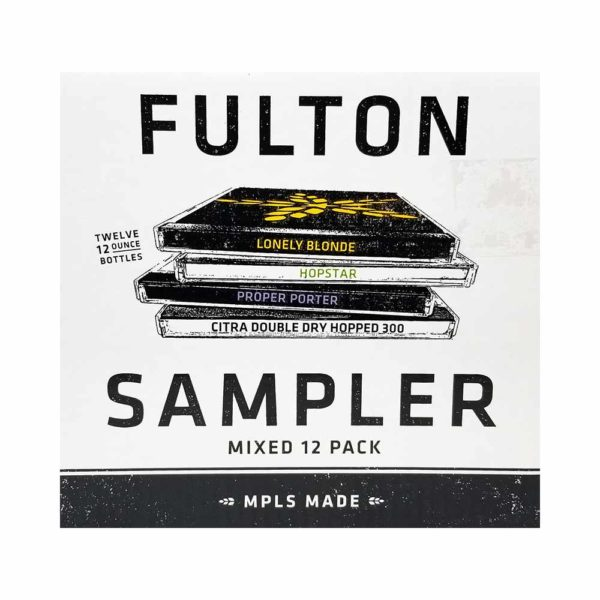 Fulton Variety Pack Good Time Liquors Photo