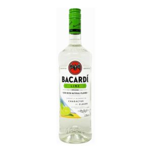 Bacardi Lime bottle photo