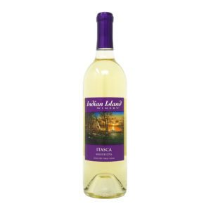 indian island winery itasca wine bottle picture