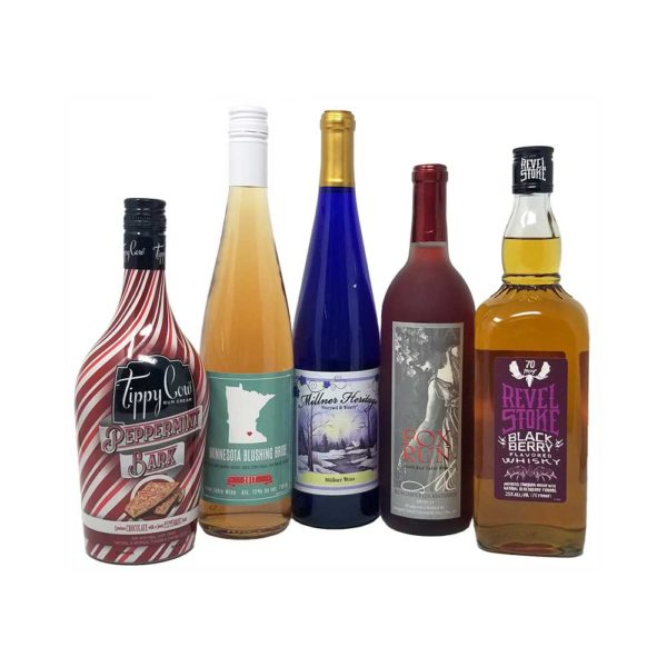 Thanksgiving Tasting Items at Good Time Liquors