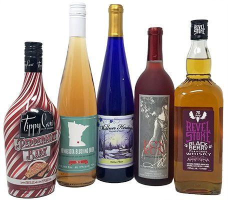 Good Time Liquors Thanksgiving Tasting Items