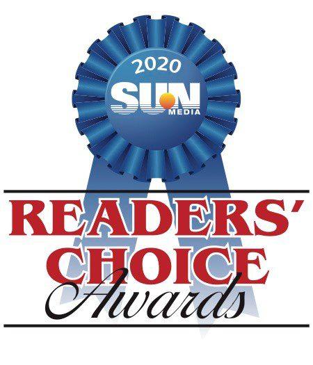 2020 Readers Choice Award Liquor Store